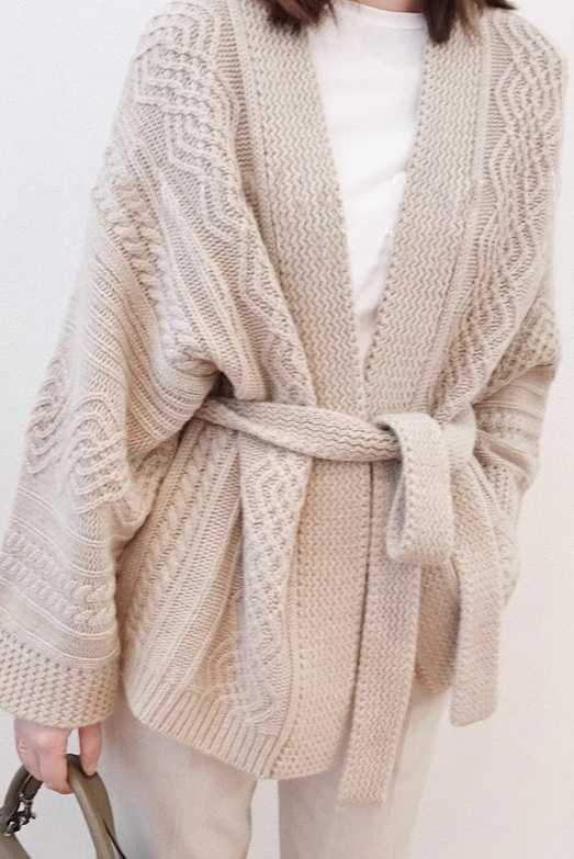 Frauen Kaschmir Strickjacke Pullover 2019 Neue Ankunft Frühling Herbst V-ausschnitt Gürtel Strickjacke Mantel Verdickung Weibliche Lose High-End Jacke
