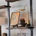 Moderna Lâmpada de Mesa Levou Dobrável Lâmpada Inteligente Maison Lâmpada Cama Mesa de Casa Deco Lâmpada Braço Longo Candeeiro de mesa para Estudo mesa Sala de Loft