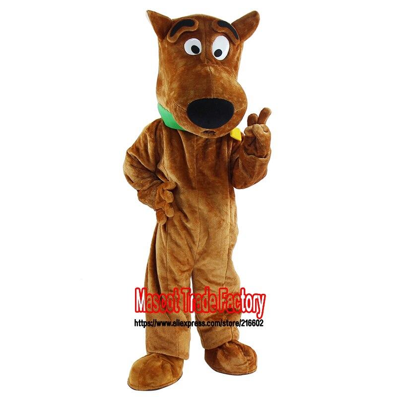 Scooby Doo mascot costume Scooby Doo clothing dog mascot costume
