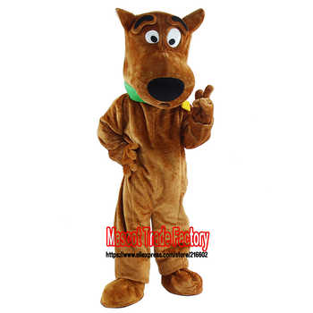 Scooby Doo mascot costume Scooby - Doo clothing dog mascot costume - DISCOUNT ITEM  30% OFF All Category