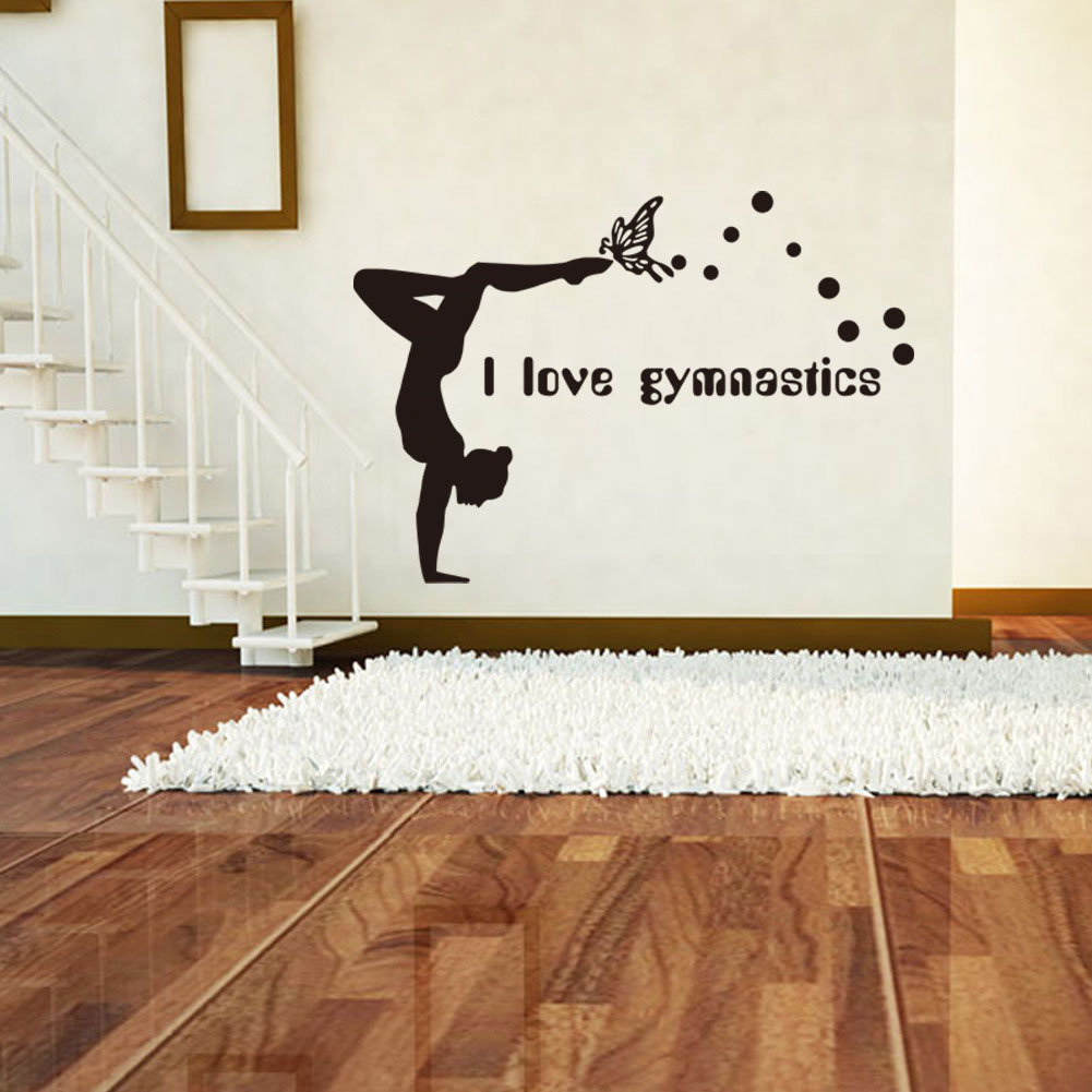 Buy gymnastics wall art and get free shipping on aliexpress amipublicfo Image collections