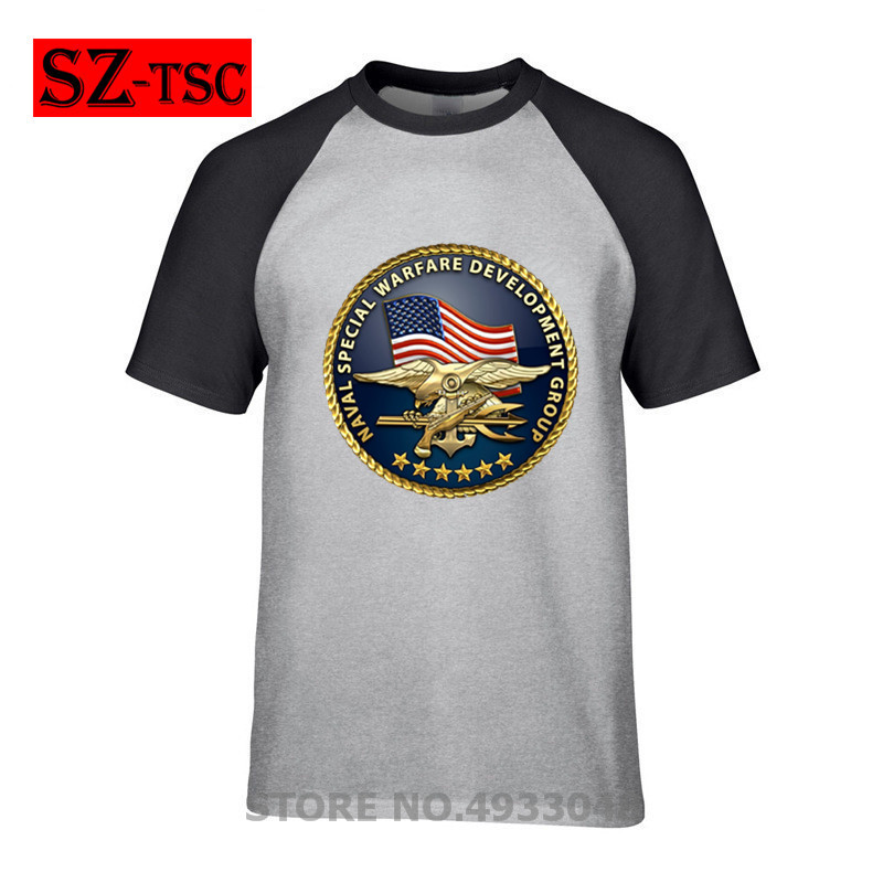 US $5 56 46% OFF|USA Navy SEALs T Shirt for High Tall Men Vintage Style  Tees Shirt O neck Cheap Branded T Shirts Valentine's Day gifts-in T-Shirts