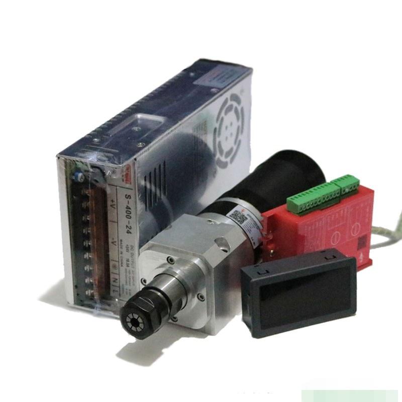 Nowy 1 PC ER16 moc głowy robota wiertarka elektryczna maszyna wrzeciona ręcznie wiercenia maszyna do gwintowania CNC maszyna do wiercenia głowy w Akcesoria do słuchawek dousznych od Elektronika użytkowa na  Grupa 1