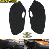 MTKRACING Tank Pad Protector Sticker Decal Gas Knee Grip Traction Pad Side 3M Motorcycle For YAMAHA YZF R6 YZF R6 2008 2015
