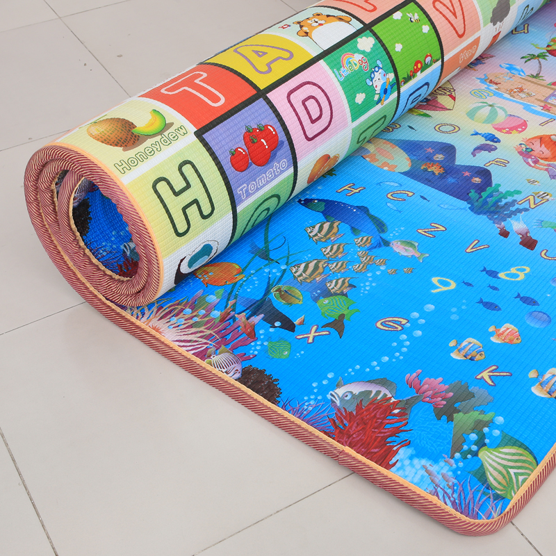 2cm Thick Baby Toy Crawling Baby Play Mat Foam Mat For