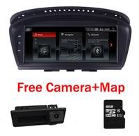 2GB+32GB 8.8Android 7.1 Car DVD Player For BMW Series 5 E60 E61 E62 GPS Navi Idrive Wifi Bluetooth Radio RDS Free Camera Map