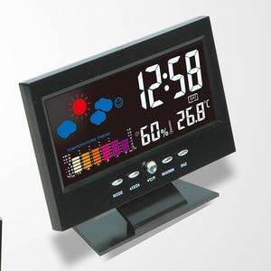 Colorful Digital LCD Calendar