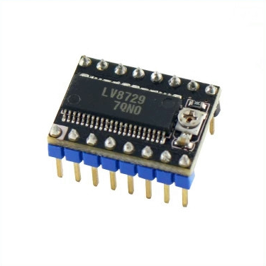 MKS LV8729 Stepper Motor Driver 4-layer Substrate Ultra Quiet Driver LV8729 Driver Support 6V-36V Full Microstep Driver Controll