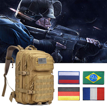 Tactical Backpack 40L Mens Waterproof Large Army Military Bagpack Molle Men 3P Assault Attack Tactic Back Pack Outdoor Bag