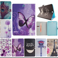"""For  Galaxy Tab A 9.7"""" PU Leather Stand Case Cover For Samsung Galaxy Tab A 9.7inch T550 T555 T551 Tablet Cover with card slot"""