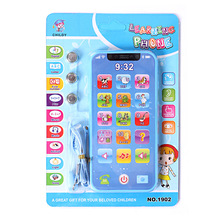 multifunction Machine Learning English/Russian/French/Spanish Mobile phone model learning machine children early Educational toy
