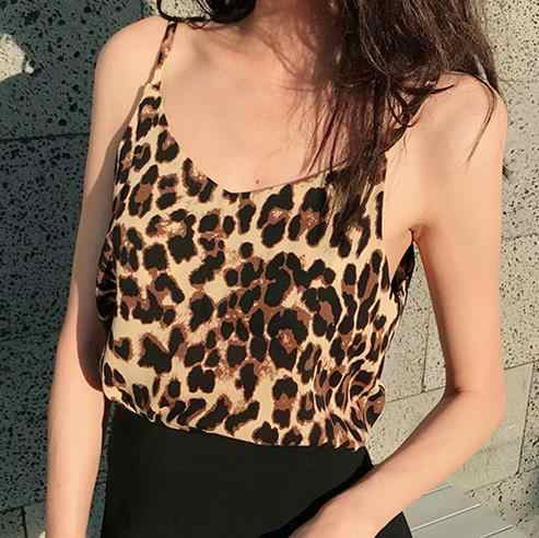 17bf049efe5 Summer Women hollow out Vest chiffon Sexy girl Tops Sleeveless t-shirts  Cropped Blusas female