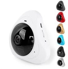 Yoosee App IP Camera 360 Degree Video Surveillance CCTV Camera Wireless Wi-Fi Fisheye Panoramic P2P Home Security 1080P Wifi Cam(China)