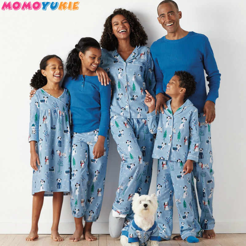 0e7b754d1f Christmas Retro Family Matching Clothes Family Pajamas Clothing Sets Father  Son Matching Clothes Xmas Mother Daughter