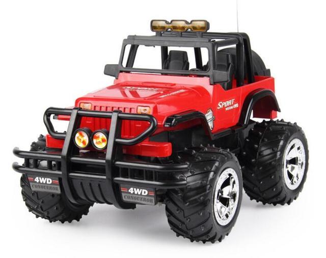 Katsuo Witten 1 14 Rc Jeep Remote Control Car Children S Toys