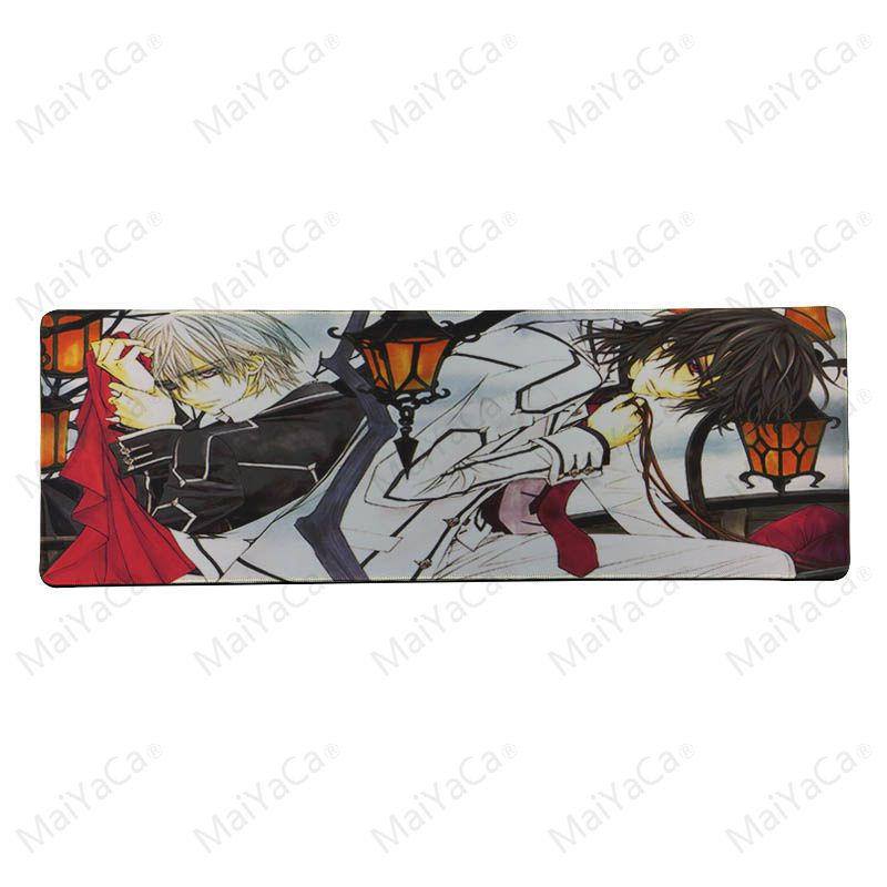 MaiYaCa Vintage Cool Anime Vampire Knight comodidad ratón Mat ...