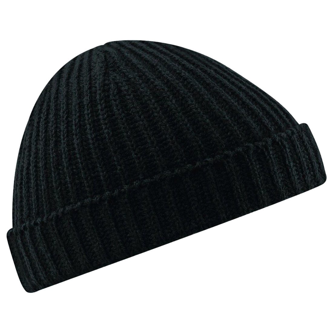 "Ribbed Beanie Hat ""Charlie"" 4"