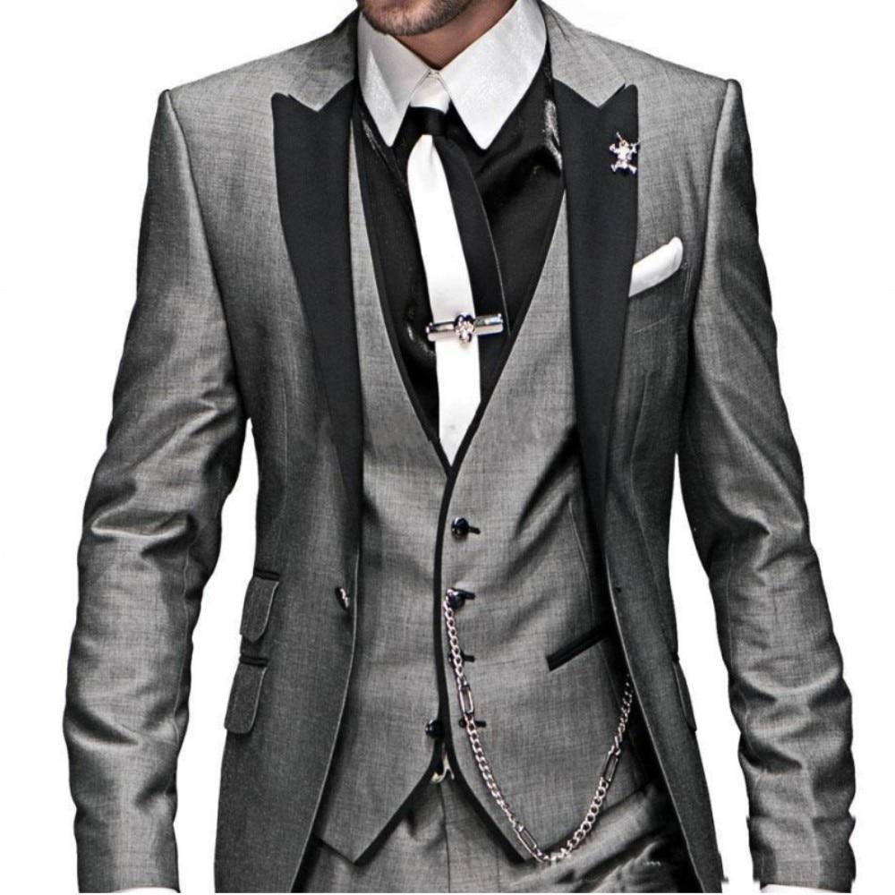 Online Get Cheap Silver Men Suit -Aliexpress.com | Alibaba Group