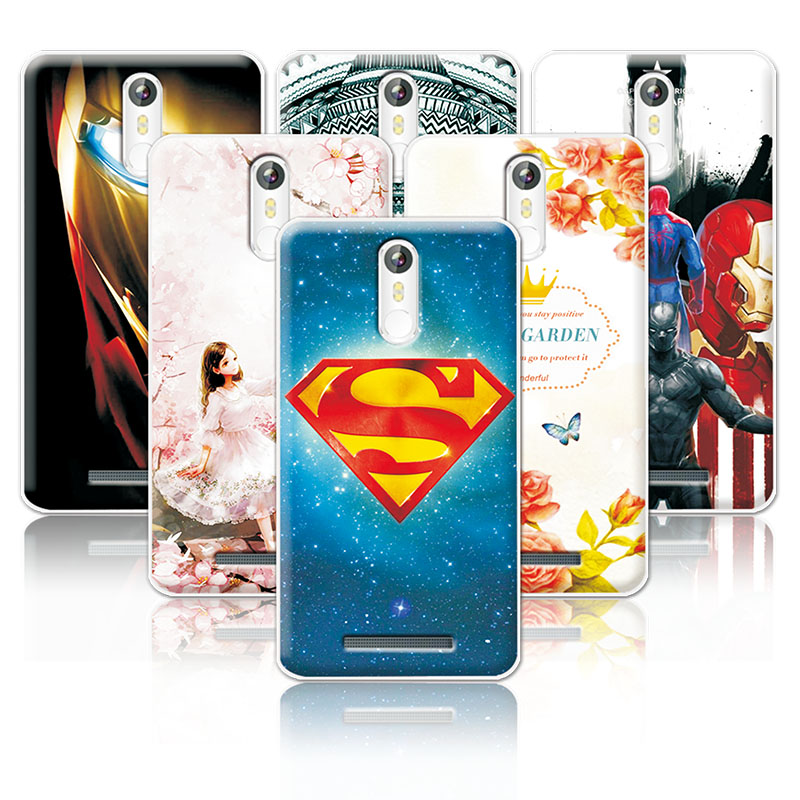 Fashion Attractive For Leagoo M8 Case Super Iron Man Painted Back Protector Cover For Leagoo M8 M 8 5.7