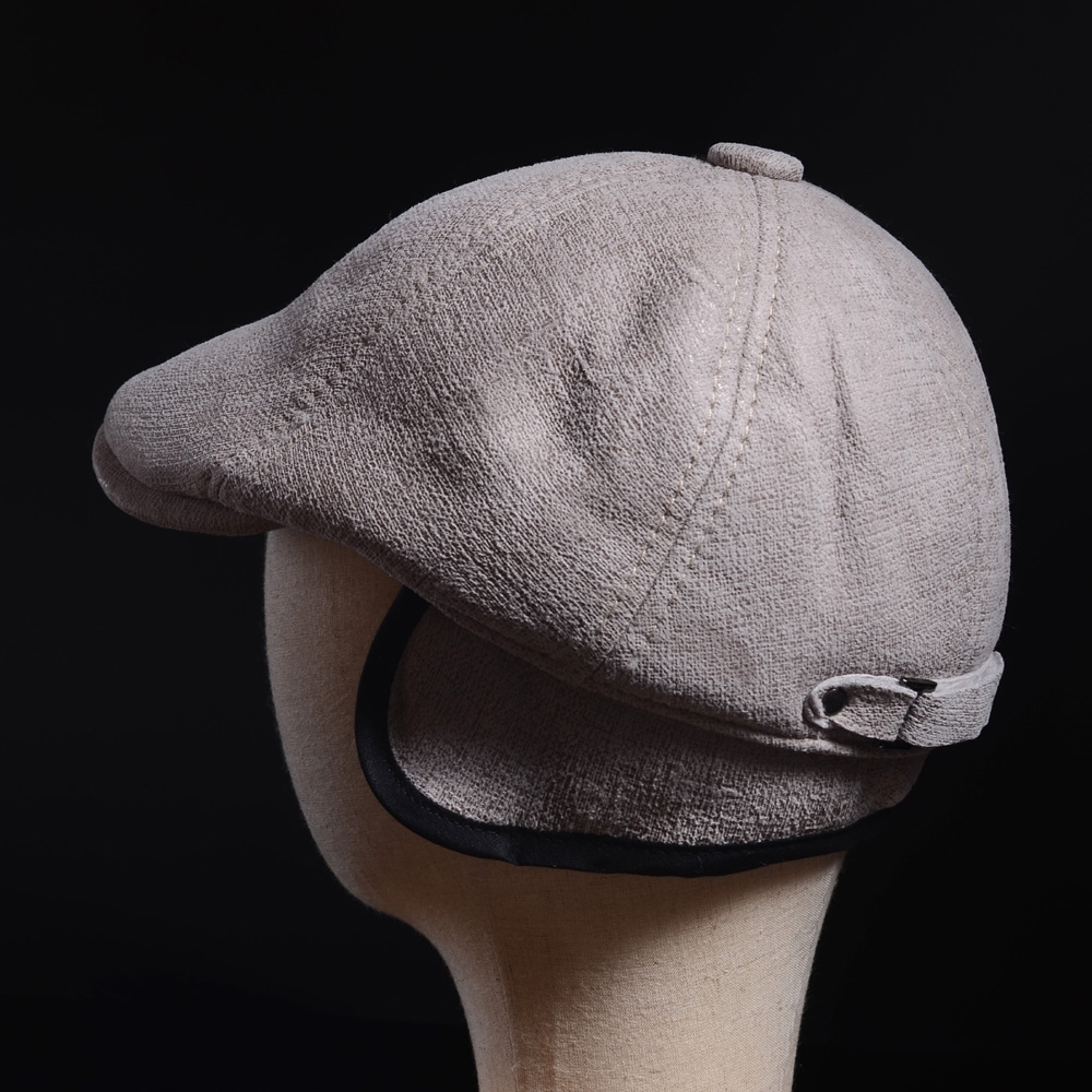 Men 39 s Real Sheepskin Leather Shearling winter Warm Fur hats Peaked Cap casquette army beret Newsboy Hats caps in Men 39 s Visors from Apparel Accessories