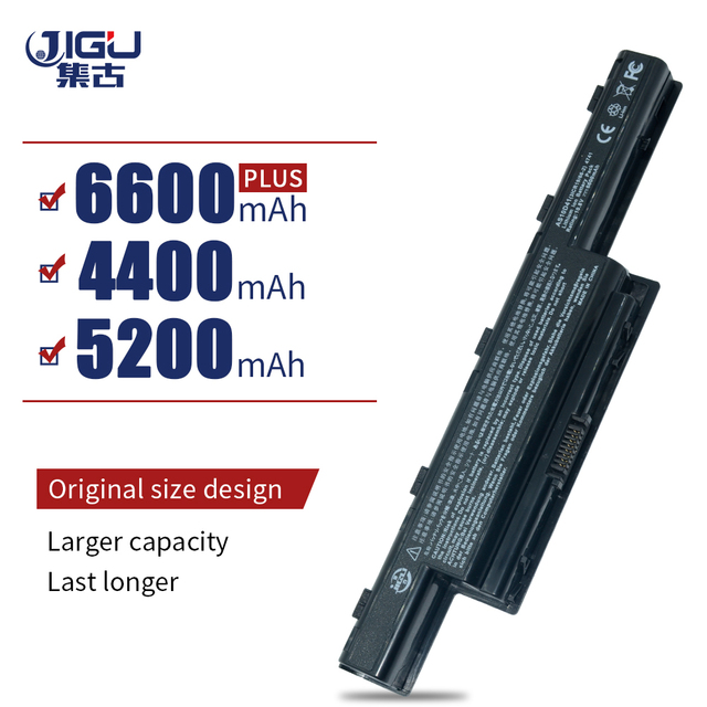JIGU Laptop Battery E1-431 E1-471 For Acer Aspire V3 V3-471G V3-771G E1 E1-421 E1-531 E1-571 Series V3-551G V3-571G