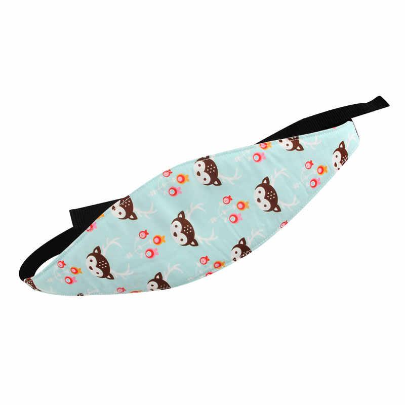 Almohada de seguridad para bebé, asiento de coche, asiento de dormir, banda para la cabeza para niños, protección para la cabeza, asiento de bebé, reposacabezas, soporte para cinturón para dormir