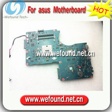 100% Working Laptop Motherboard for asus LA-7441P PBL80 93SM N93SM X93SV Series Mainboard,System Board