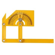 Protractor Angle Finder with Articulating Arms Marking Gauge Measuring Template Angle izer Tool Angles for Woodworking