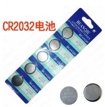 NOVO de boa qualidade Bateria Botão CR2032 3 V De Lítio 5 Células PcsCoin KCR2032, BR2032, KL2032, DL2032, ECR2032, 5004LC, SB-T15(China (Mainland))