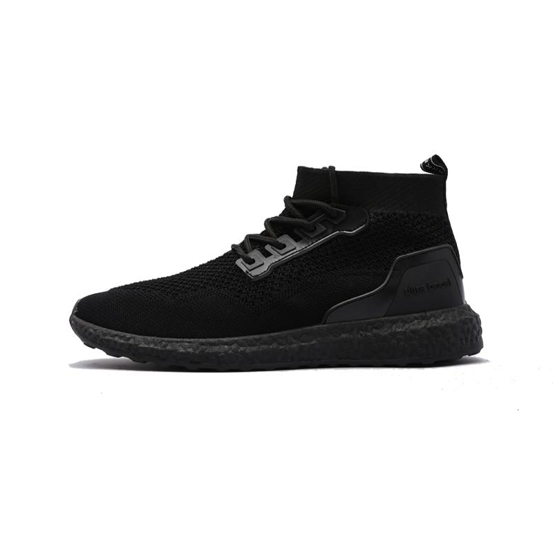 2018 Summer shoes men Ttide Brand casual breathable solid color men's sneakers men boots vulcanized shoes casual shoes