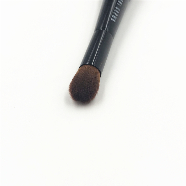 Professional BB Full Coverage Face & Touch Up Makeup Brush Double ended Contour Sculpting Brush Blending Make up Brush 3