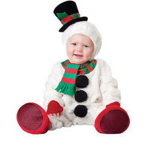Infant Baby Costume Babies Boys Girls Toddler Cute Snowman Fancy Dress Costume Onesie Novelty Outfit Lion