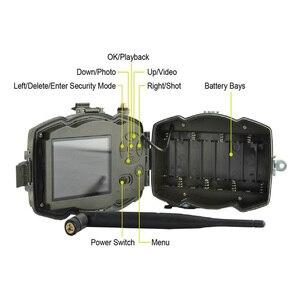Image 2 - Bolyguard 3 グラム狩猟トレイルゲームカメラ 30MP 1080PH ワイヤレスフォトトラップカメラ 100ft SMS MMS GPRS 野生カメラ chass 熱画像