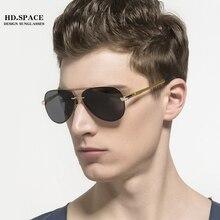 2017 HD gafas de sol polarizadas de los hombres gafas de sol hombre gafas de sol masculino gafas de sol para los hombres de calidad Superior de los hombres gafas de sol