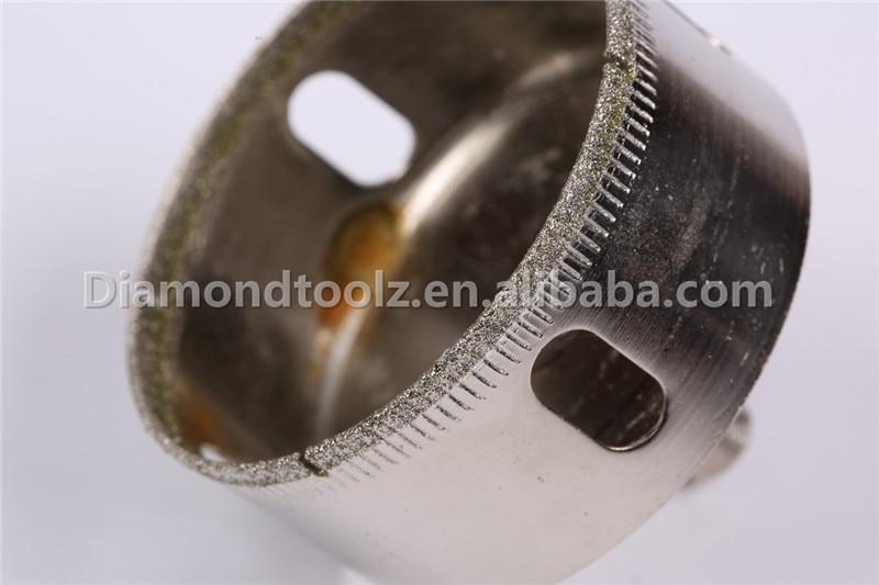 Talentool 85mm diamantové skleněné jádrové vrtáky Duté - Vrták - Fotografie 3