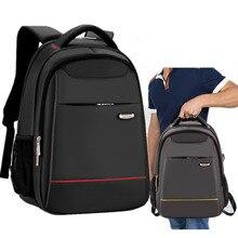 High Quality Boys School Bags College Backpack Waterproof 15 Inch Laptop Bag Men Travel Schoolbag