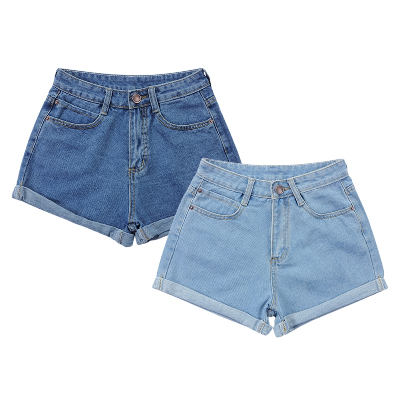 Popular High Waisted Vintage Jean Shorts-Buy Cheap High Waisted ...