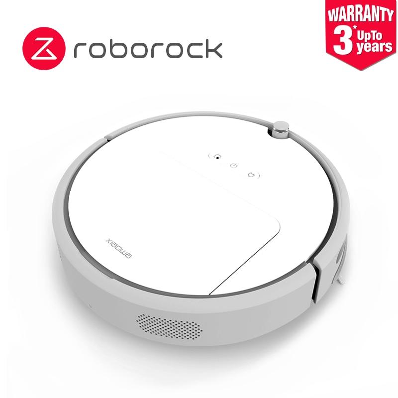 Neue 100% Original Xiaomi MI Roborock Xiaowa C10 E20 Roboter-Staubsauger 3 für den Heimgebrauch Automatische Staubentkeimung Smart Planned App Remote 3 Jahre Garantie