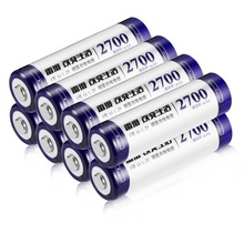 ФОТО LEISE 8 PCS 2700mAh 12V Size 5 AA Ni MH Rechargeable Batteries  Capacity Suitable  Remote Control Toys Camera Microphone