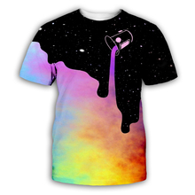 Men/Women Milk Drink Space Galaxy 3d Print Hoodies Unisex Tops summer tee shirts harajuku Sweatshirts Wholesale dropshipping