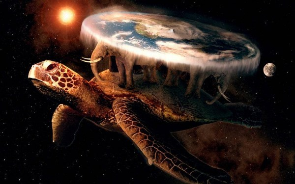 2016 Hot Sale Wall Pictures For Living Room Painting Weird Space Turtle Discworld 4 Sizes Home Decoration Canvas Poster Print