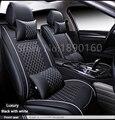 Cuero del asiento de coche especial cubre para Todos Los Modelos de Infiniti M35/M37/M56 soporta interior del coche accesorios para el coche asientos de coche de la cubierta