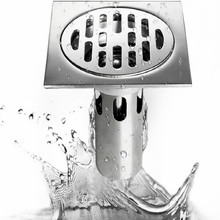 deodorization type 304 stainless steel shower drain floor drain bathroom drain free shipping цена 2017