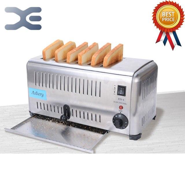 Высокое качество коммерческих полная автоматическая сентек тостер Бытовая техника тостер хлеб машина