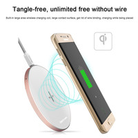 Wireless Fast Charger Compitable For Samsung S7 S8 NOTE5 Cost Effective Product
