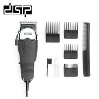 DSP One Set Electric Cutter Hair Trimmer Clippers Men Styling Tools Hair Cutting Machine Haircut Tool
