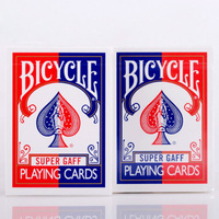 Bicycle Super Gaff Deck Playing Cards Original Poker Cards For Magician Collection Card Game
