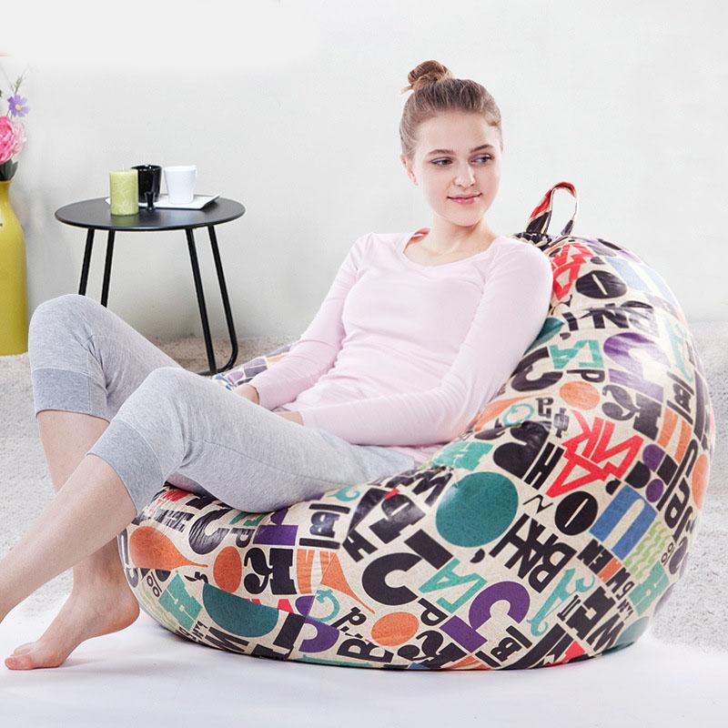 Marvelous Modern Beanbag Sofa Home Furniture Sofas Bean Bag Chair For Bralicious Painted Fabric Chair Ideas Braliciousco