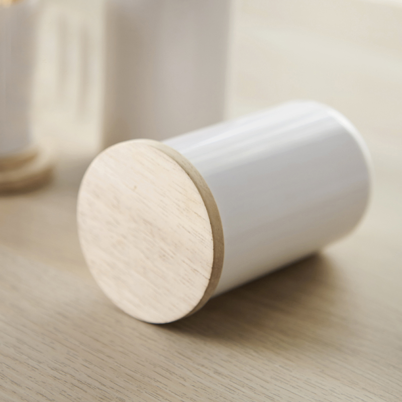 050 New Arrival Creative Shaped Automatic Toothpick Holder Pocket Small Toothpick Box Simple dust proof toothpick box 6 6 9 5cm in Toothpick Holders from Home Garden