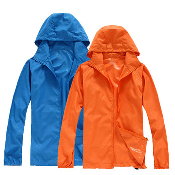 Unisex Quick Dry Waterproof Jacket 1